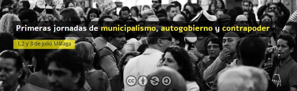 Jornadas sobre municipalismo, autogobierno y contrapoder