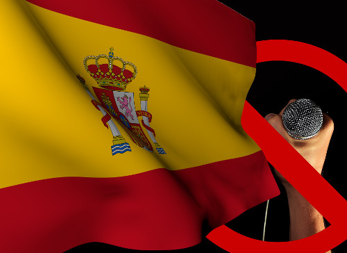 Community media in Spain have legal problems because the government violates law.